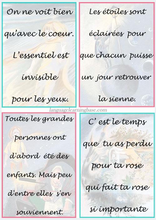 Citations Inspirantes Du Petit Prince D Antoine De Saint