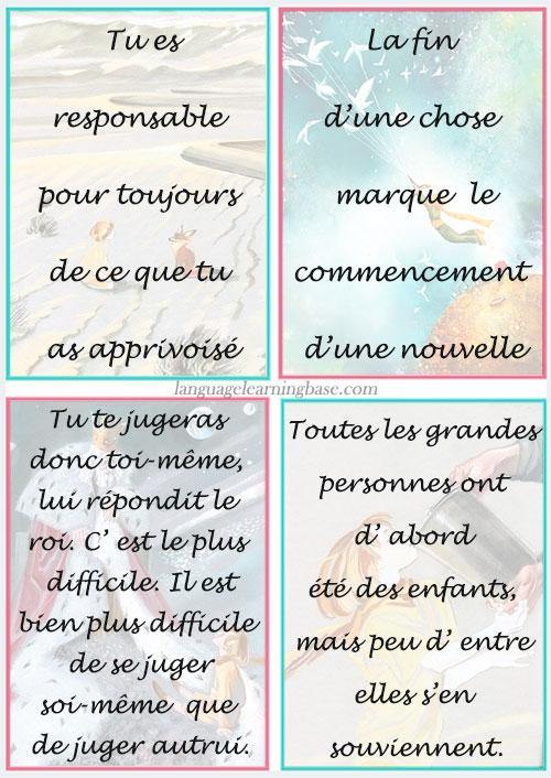 Citations Inspirantes Du Petit Prince D Antoine De Saint Exupéry