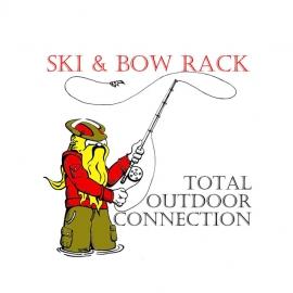 Ski & Bow Rack