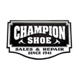 Champion Shoe Sales & Repair