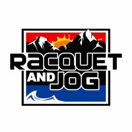 Image result for raquet and jog logo