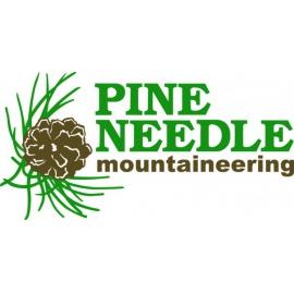 Pine Needle Mountaineering