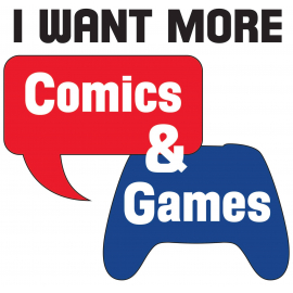I Want More Comics