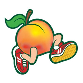 Big Peach Ride + Run - Brookhaven | Curbside Available