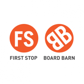 First Stop Board Barn