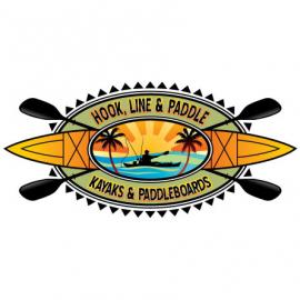 Hook Line & Paddle