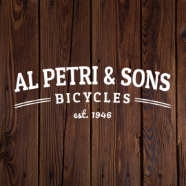 Al Petri & Sons Bicycles - Lincoln Park, MI *PERMANENTLY CLOSED* PLEASE VISIT US AT 22720 ALLEN RD. WOODHAVEN, MI 48183