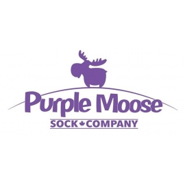 Purple Moose Sock Company
