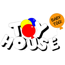 Toy House & Baby Too