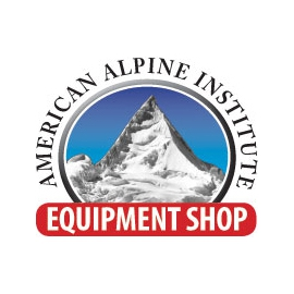 The Equipment Shop at the American Alpine Institute