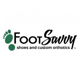 Foot Savvy Shoes & Custom Orthotics