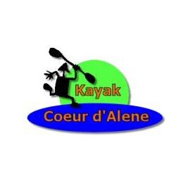Kayak Coeur d'Alene
