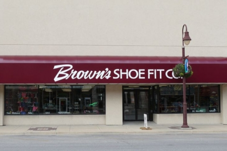 Brown's Shoe Fit Shenandoah