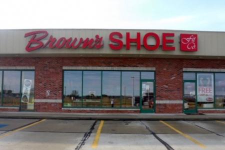Brown's Shoe Fit Columbus