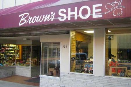 Brown's Shoe Fit Atlantic