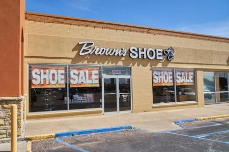 Brown's Shoe Fit Hays
