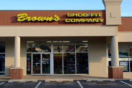 Brown's Shoe Fit Enid