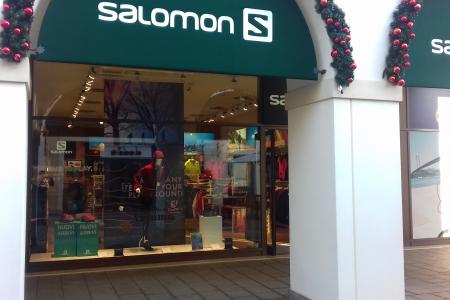 Salomon Factory Outlet Noventa Di Piave
