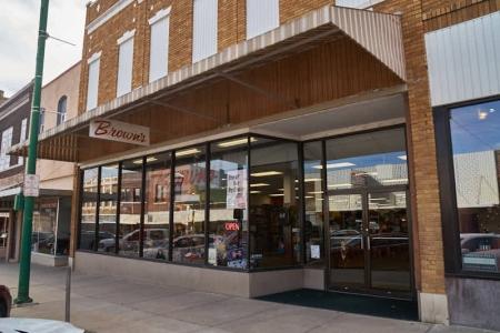 Brown's Shoe Fit Falls City