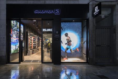 Salomon Store Madrid