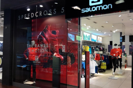 Salomon Store Salon Klimczok