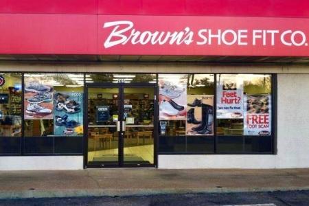 Brown's Shoe Fit Lufkin