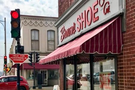Brown's Shoe Fit Watertown