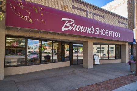Brown's Shoe Fit Scottsbluff
