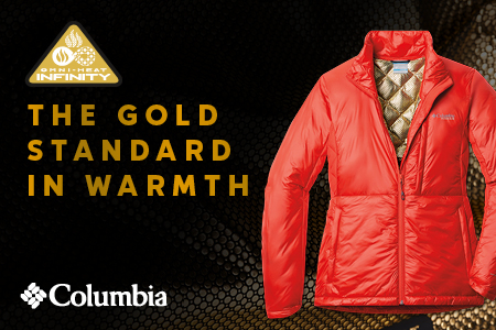 THE GOLD STANDARD IN WARMTH