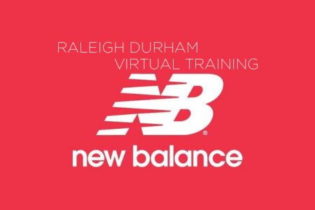 NEW BALANCE RUNNING CLUB - VIRTUAL TRAINING