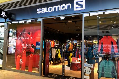 Salomon Store Brno
