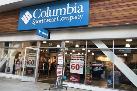 Long Beach Columbia Factory Store