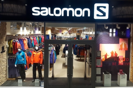 Find A Salomon Store