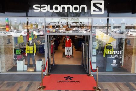 Salomon Factory Outlet Praha (Sterboholy)