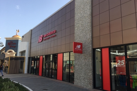 NEW BALANCE FACTORY STORES