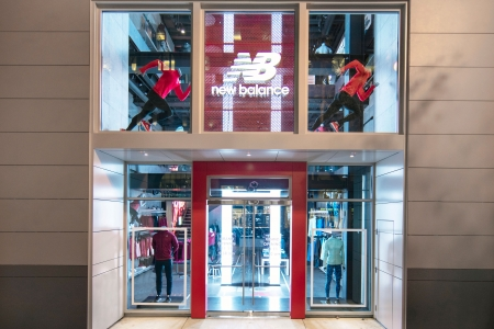 NEW BALANCE STORES:  2 Locally Owned and Operated