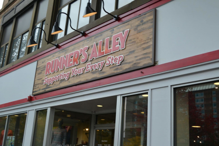 Runner's Alley - Manchester