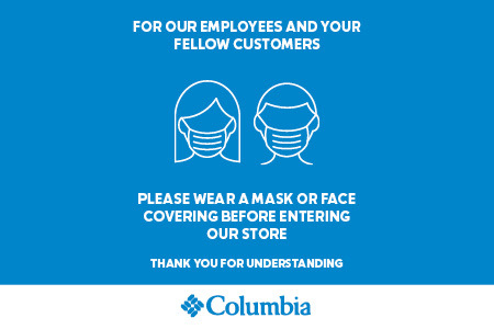 Attention – Masks Required In Store