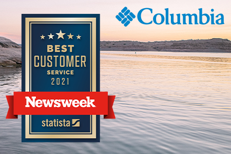 #1 Customer Service According to Newsweek