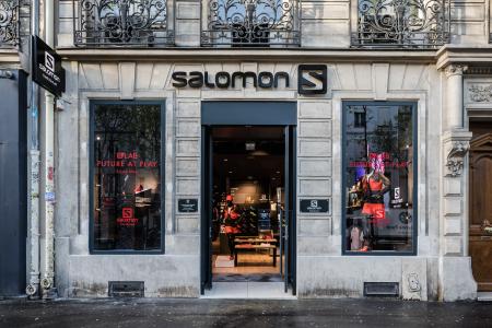 Salomon Store Shanghai Infinitus Hubindao