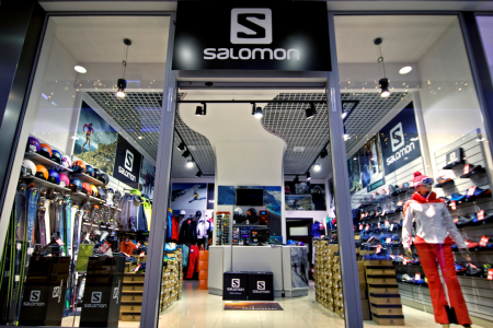 Salomon Store Sottospora