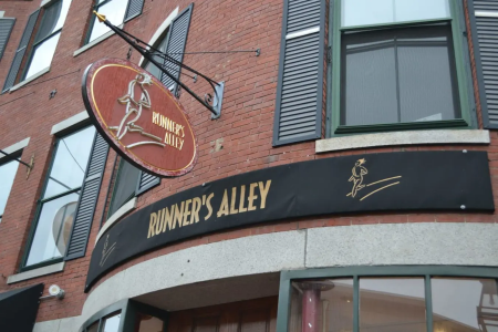 Runner's Alley - Portsmouth