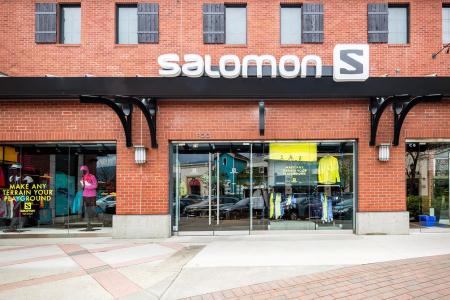Salomon Store Vancouver