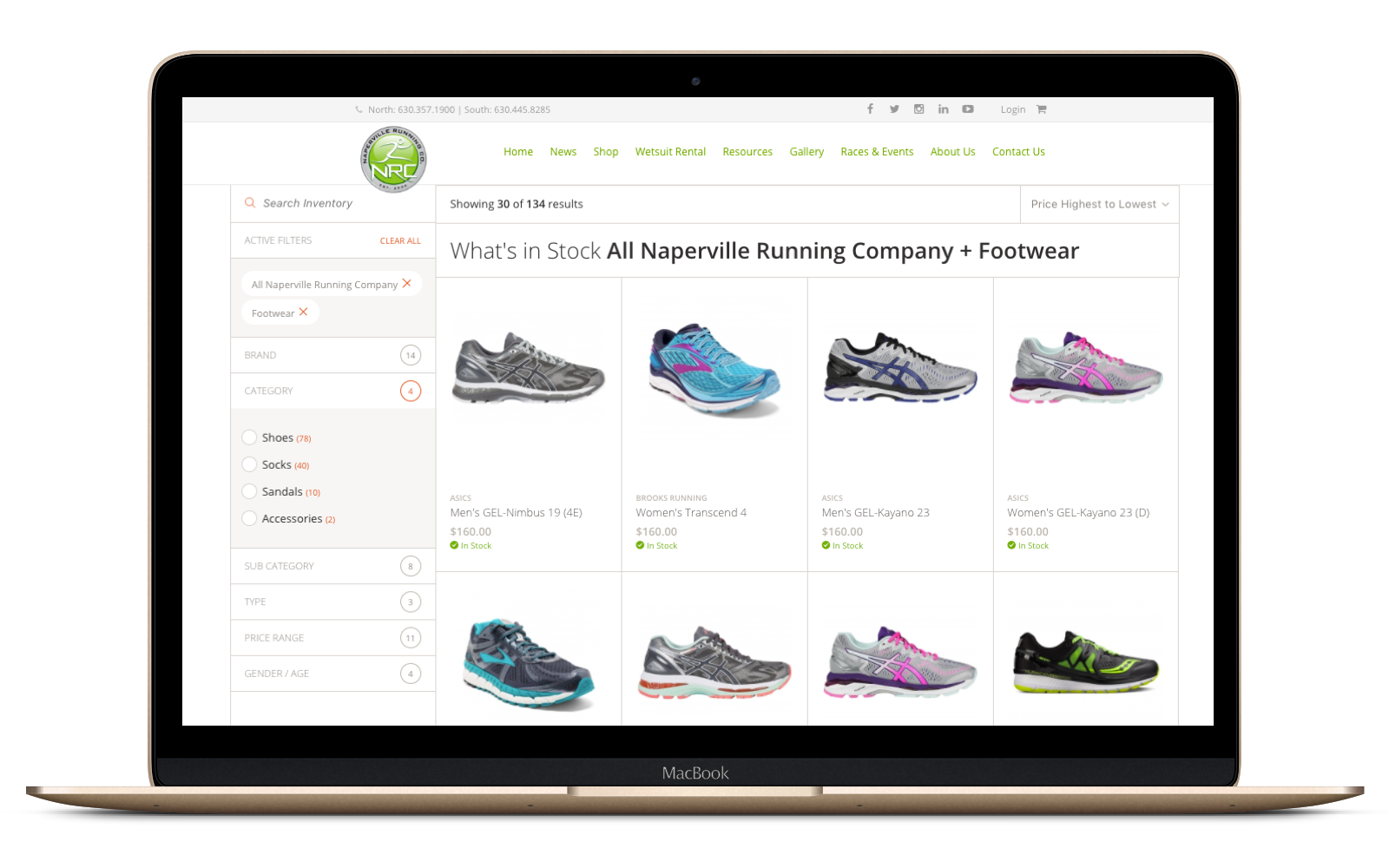 Naperville Running Company