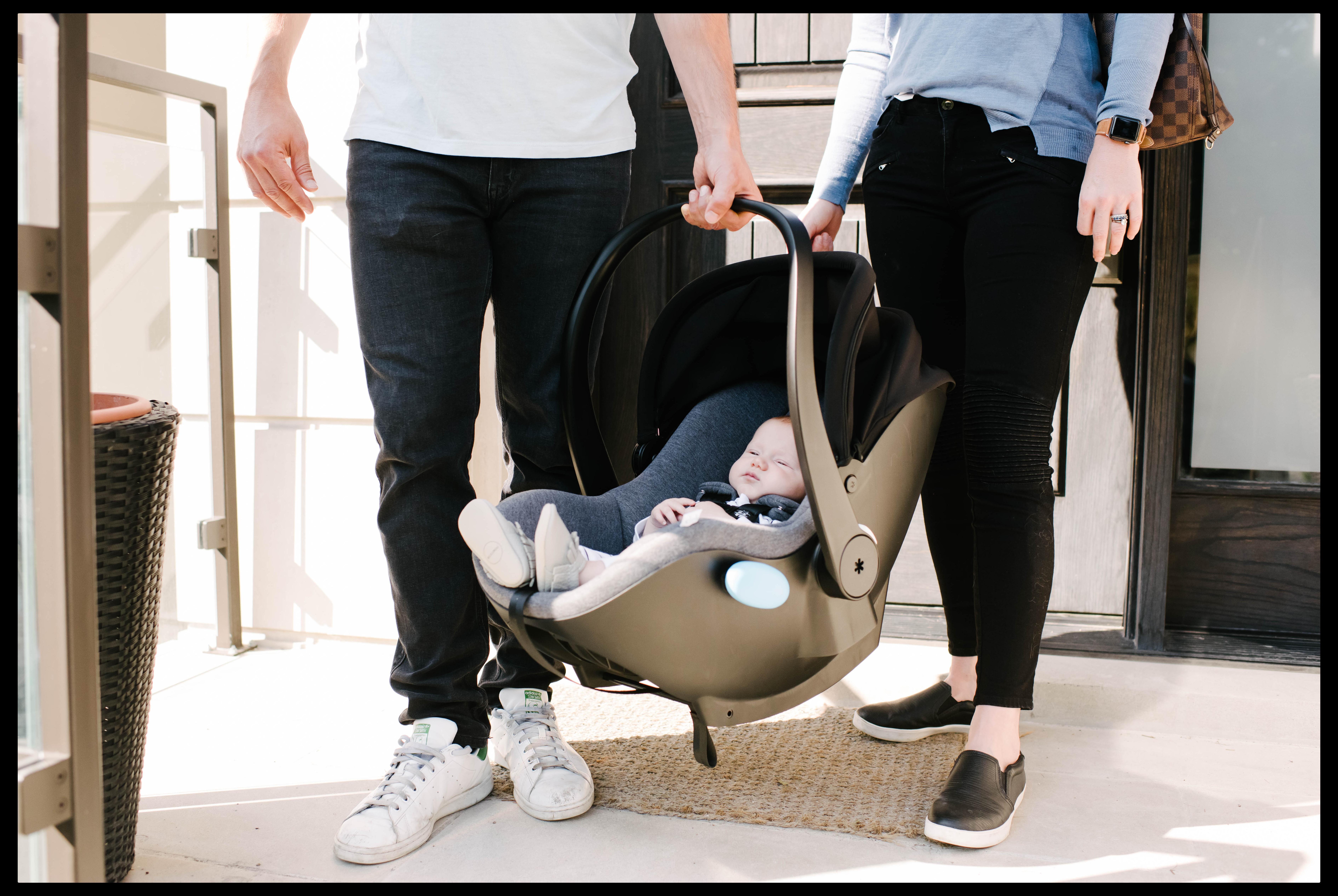 New Clek Liing Infant Car Seat