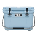 Ice Blue - Yeti Coolers - Roadie 20