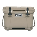 Desert Tan - Yeti Coolers - Roadie 20