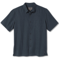Slate - Royal Robbins - Men's Desert Pucker Dry S/S