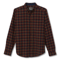 Red Rock - Royal Robbins - Men's Lieback Organic Cotton Flannel L/S