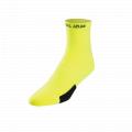 Pi Core Screaming Yellow - PEARL iZUMi - Men's ELITE Sock